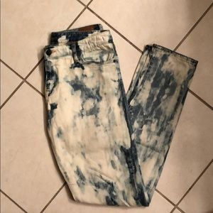 Ralph Lauren Acid Washed Jeans